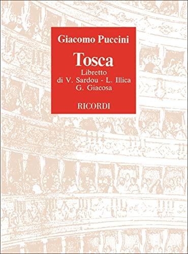 Tosca it Lib: PUCCINI, G