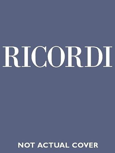 9788875925093: IL BARBIERE DI SIVIGLIA BARBER OF SEVILLE VOCAL SCORECLOTH IT/ENG CRITICAL EDITION