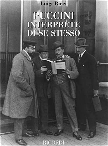 9788875927257: Puccini interprete di se stesso