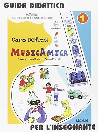 9788875927738: Musicamica Percorso Educativo