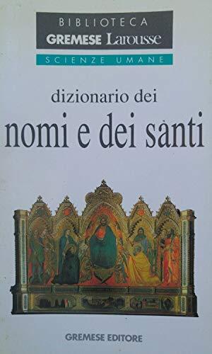 Dizionario dei nomi e dei Santi.: Pierrard,Pierre.