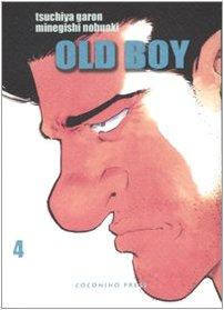 9788876180613: Old boy vol. 4