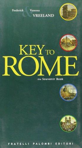Key to Rome - The Souvenir Book: Frederick and Vanessa Vreeland