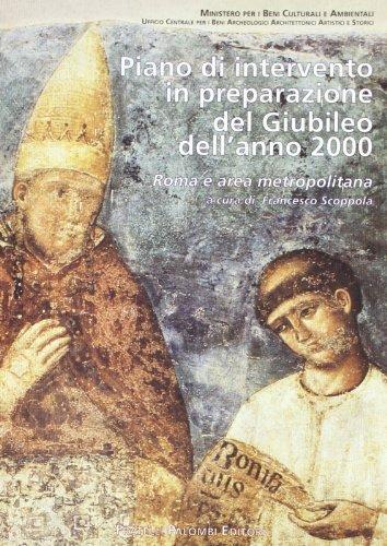Piano di intervento in preparazione del Giubileo dell'anno 2000: Francesco Scoppola