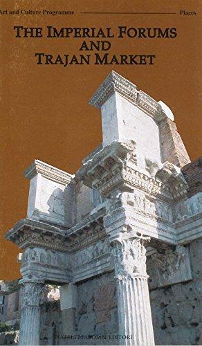The imperials Forums and Trajan market: Roberto Meneghini, Lucrezia