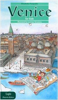 9788876219238: Venice for kids (I bambini alla scoperta di.)