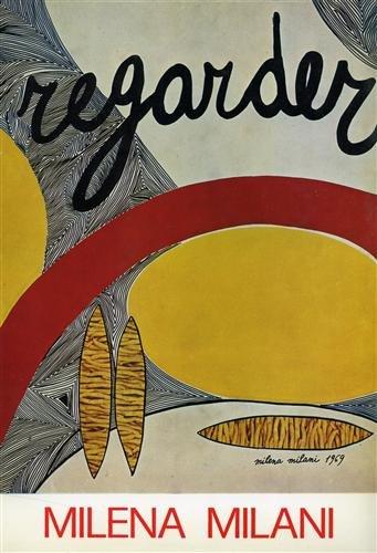 9788876221507: Quadri scritti e ceramiche scrittte di Milena Milani (FarsettiArte)