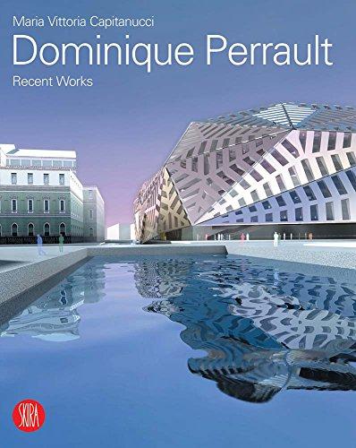 Dominique Perrault Recent Works: Capitanucci, Maria Vittoria