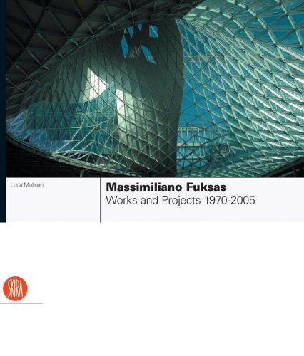 Massimiliano Fuksas: Works & Projects 1870-2005: Molinari, Luca