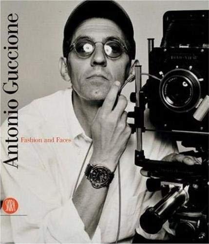 9788876243967: Antonio Guccione: Fashion and Faces