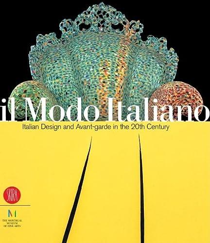 Il Modo Italiano : Italian Design and: Cogeval, Guy