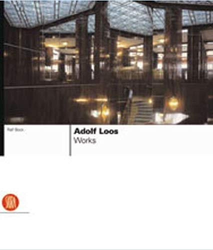9788876246432: Adolf Loos: Works and Projects