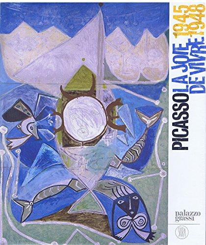 9788876248863: Picasso, la joie de vivre, 1945-1948
