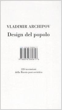 Design del popolo. 220 inventori della Russia: Vladimir Arkhipov