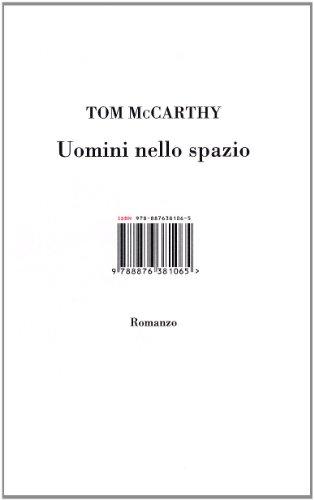 Uomini nello spazio: McCarthy, Tom