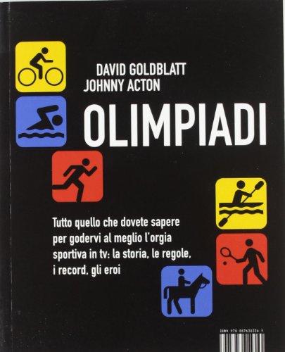 Olimpiadi: Goldblatt, David; Acton,