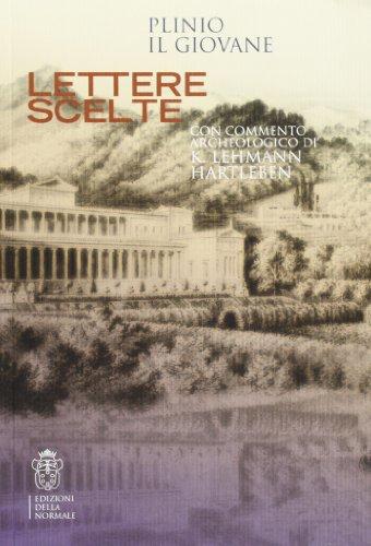 Lettere scelte (Paperback): Plinio il Giovane
