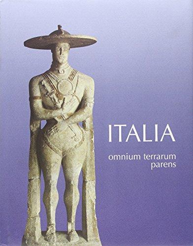 Italia Omnium Terrarum Parens. La civiltà degli: Ampolo,C. Briquel,D. De