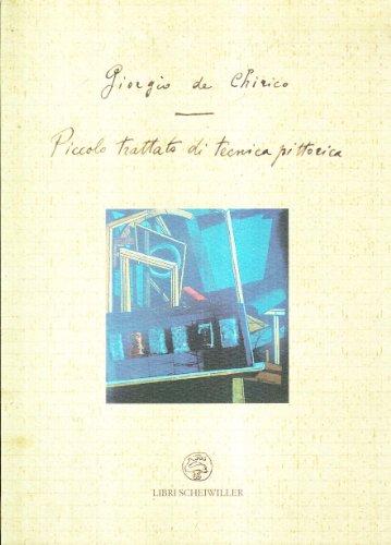 Piccolo trattato di tecnica pittorica (8876442960) by Giorgio De Chirico