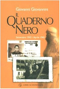 9788876443909: Il quaderno nero. Settembre 1943-aprile 1945 (Prosa)