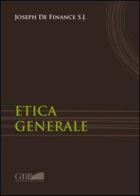 9788876527272: Etica Generale (Fuori Collana) (Italian Edition)