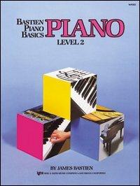 9788876652004: Piano. 2º livello (Metodo Bastien per lo studio del pianof.)