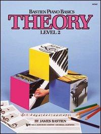 9788876655135: Bastien piano basics. Teoria. Livello 2