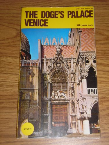 9788876660719: The doge's Palace of Venice