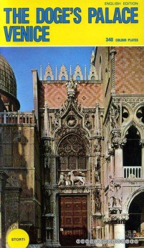 9788876660719: The Doge's Palace Venice