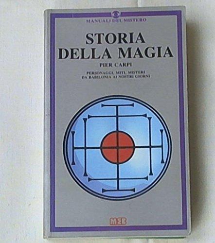 9788876692307: Storia della magia