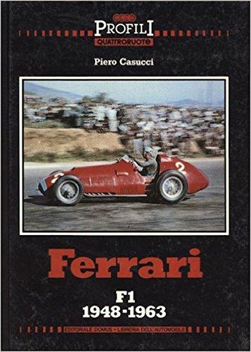 9788876720185: Profili Quattroruoteferrari F1 1948 - 1963