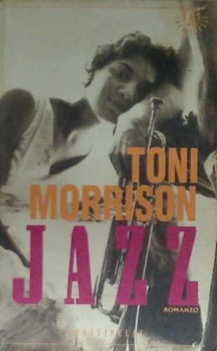 Jazz (Narrativa): Toni Morrison