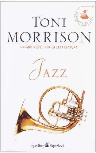 jazz toni morrison essay Free research paper on toni morrison's biography example essay on toni morrison's novels get help with writing an essay on toni morrison topic.