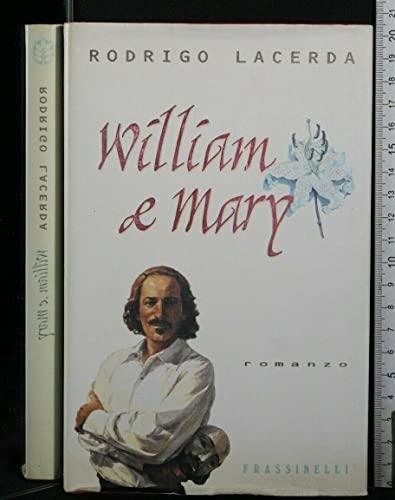 William & Mary: Lacerda, Rodrigo; Valentinetti,