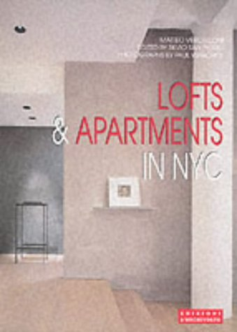 9788876851049: Lofts & Apartments in NYC (New York City)