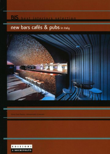 9788876851582: New Bars, Cafes & Pubs: In Italy (Bis)