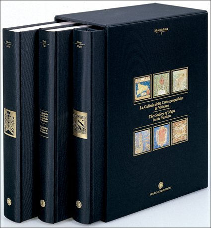 9788876862618: The Gallery of Maps in the Vatican (Transizione)