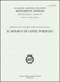 9788876892745: Il Mosaico di Castel Porziano.