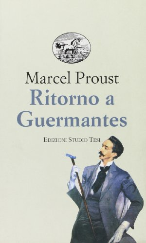 Ritorno a Guermantes.: Proust,Marcel.