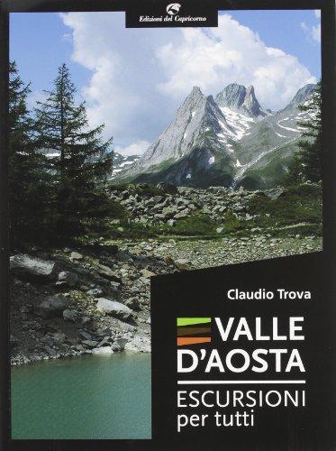 9788877071088: Valle d'Aosta. Escursioni per tutti