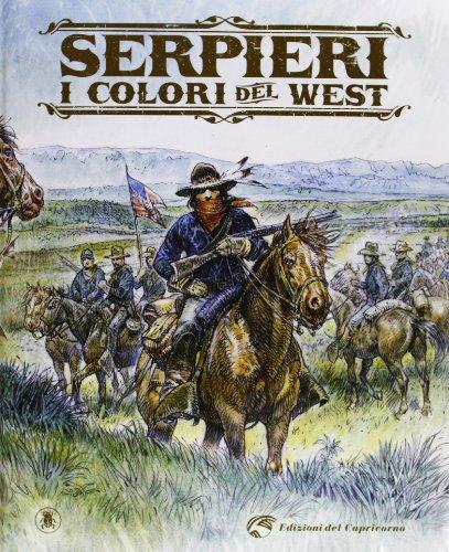 9788877071699: I colori del West