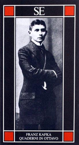 Quaderni in ottavo (9788877105189) by Franz Kafka