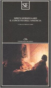 9788877107176: Il concetto dell'angoscia