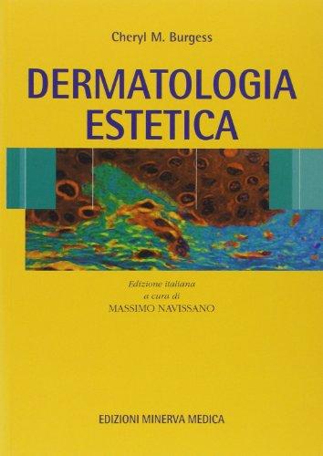 9788877115430: Dermatologia estetica (Specialità mediche)