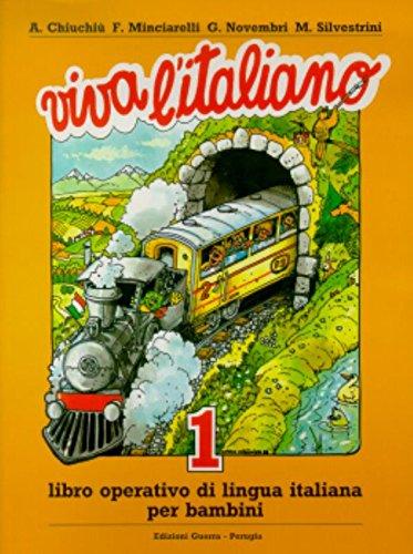 9788877150271: Viva L'Italiano 1 Parte (Book 1) (Italian Edition)
