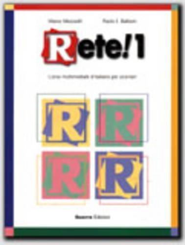 Rete!: Libro di classe 1 (Book 1): Mezzadri, Marco