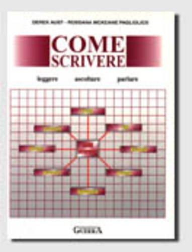 9788877155535: Come Scrivere (Italian Edition)