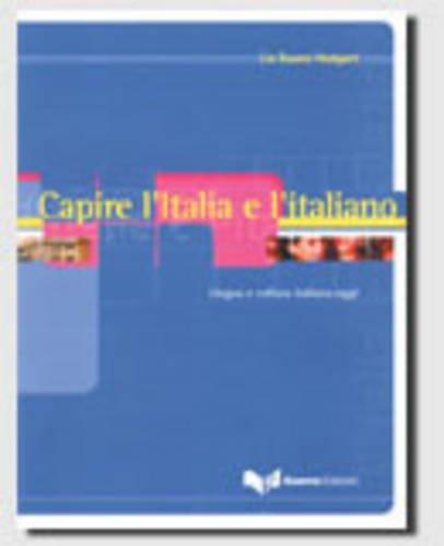 9788877156020: Capire L'Italia E L'Italiano