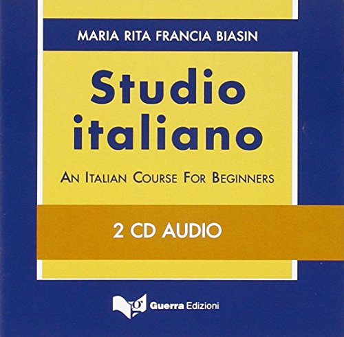 9788877156815: Studio italiano: An Italian Course For Beginners