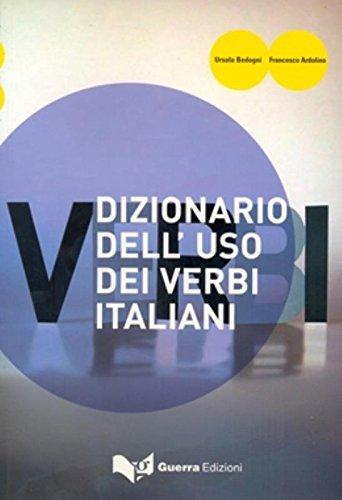 9788877157294: Italian Verbs: Dizionario Dell'uso Dei Verbi Italiani (Italian Edition)